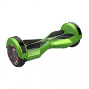 8 inch swegway - bluetooth LED - green