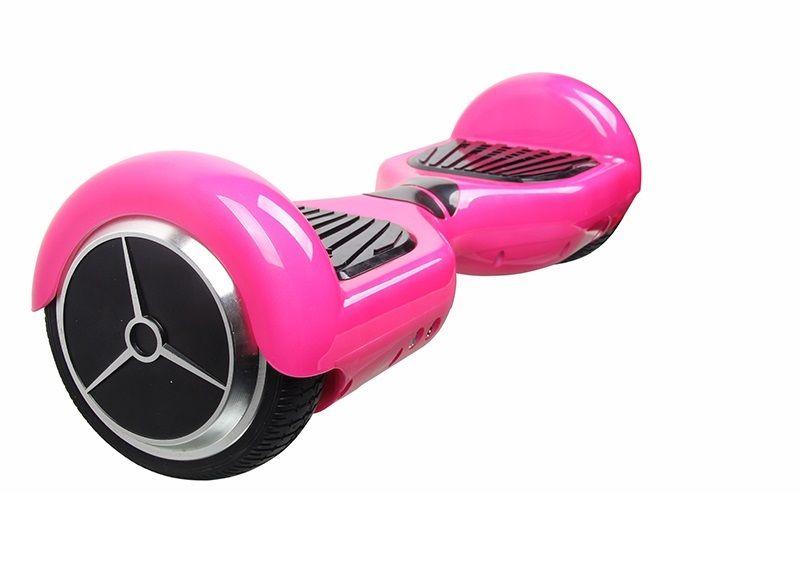 pink balance board