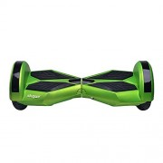 8 inch swegway - bluetooth LED - green